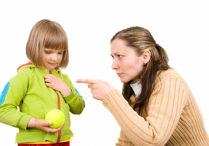 как сказать ребенку нельзя