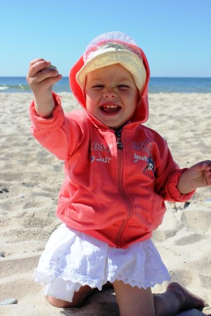 отпуск с малышом до года