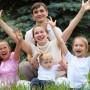 количество детей в семье