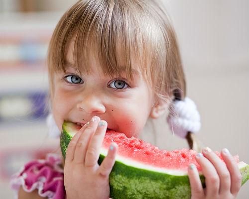 особенности питания для детей