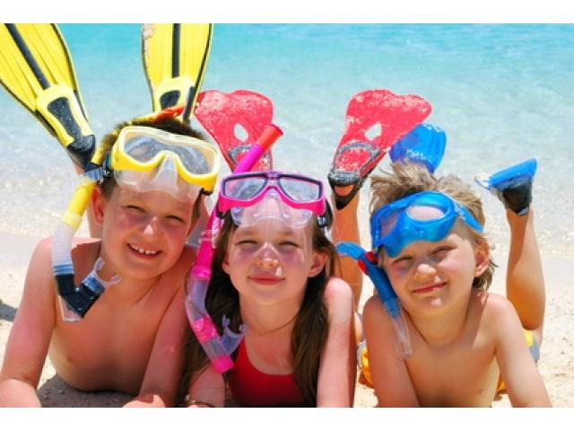 чем заниматься детям летом