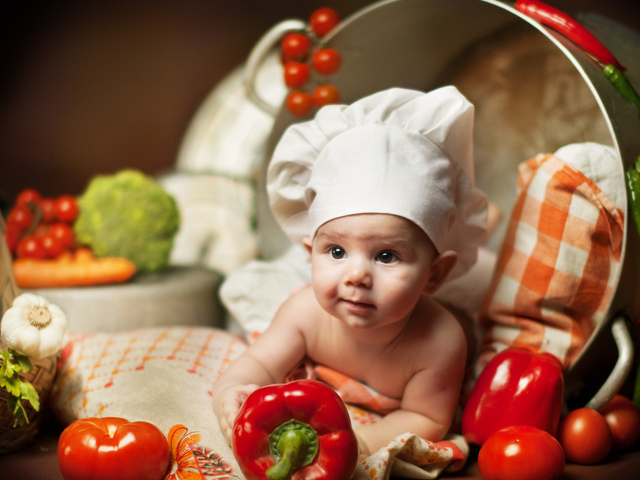рацион питания ребенка
